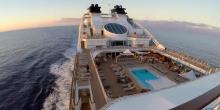 O scurta prezentare a vasului Seabourn Ovation