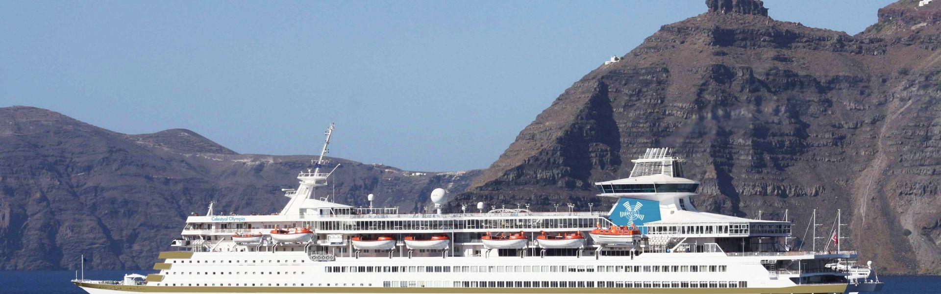 Croaziera 2018 - Insulele Grecesti (Atena) - Celestyal Cruises - Celestyal Olympia - 3 nopti