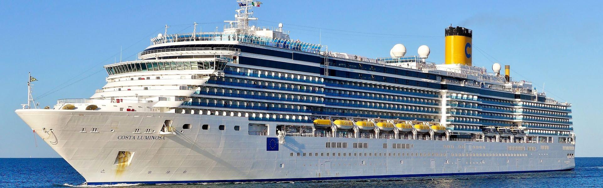Croaziera 2018 - Mediterana de Est (Venetia) - Costa Cruises - Costa Luminosa - 7 nopti
