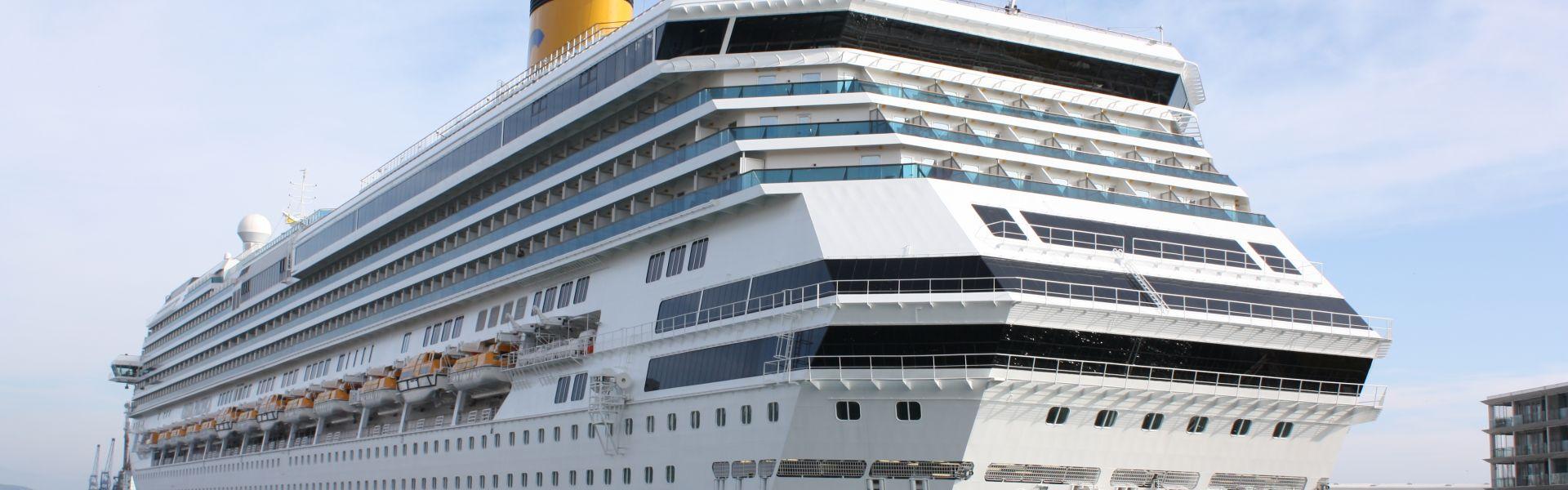 Croaziera 2018 - Capitalele Nordie (Kiel) - Costa Cruises - Costa Pacifica - 11 nopti