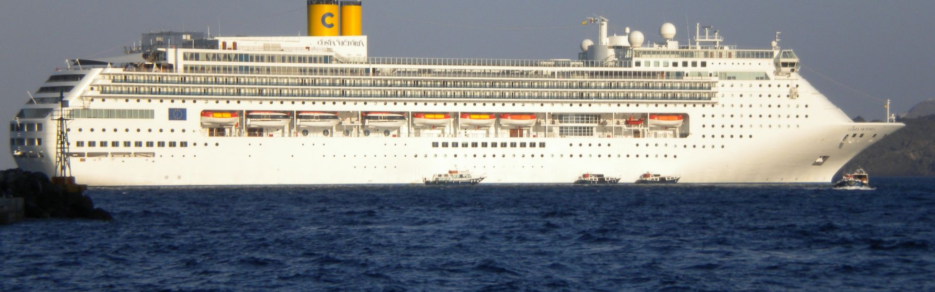 Croaziera 2018 - Mediterana de Vest (Savona) - Costa Victoria - Costa Cruises - 7 nopti
