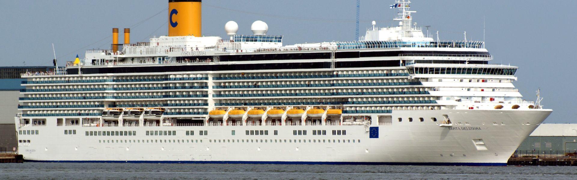 Croaziera 2018 - Mediterana de Est (Venetia) - Costa Cruises - Costa Deliziosa - 7 nopti