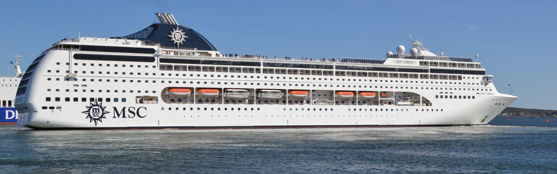 Croaziera 2018 - Mediterana de Est (Bari) - MSC Cruises - MSC Lirica - 7 nopti