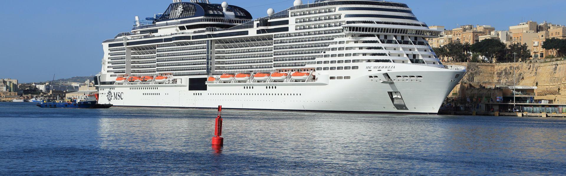 Croaziera 2018/2019 - Mediterana de Vest (Barcelona) - MSC Cruises - MSC Meraviglia - 7 nopti