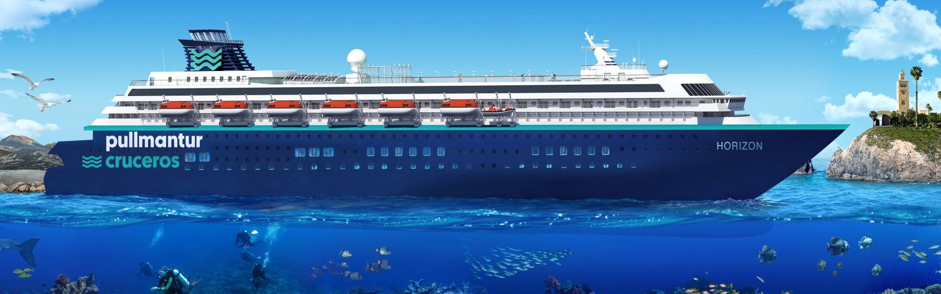 Croaziera 2019 - Croaziera de repozitionare (Dubai) - Pullmantur Cruises - Horizon - 15 nopti