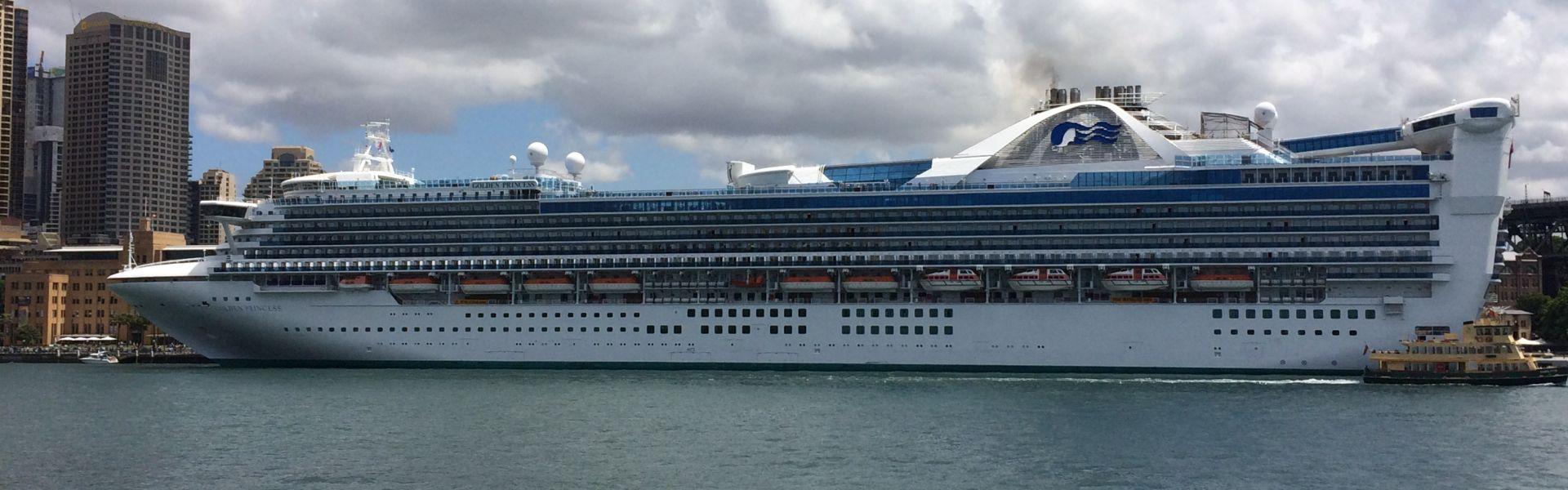 Croaziera 2019 - Pacificul de Sud (Melbourne) - Princess Cruises - Golden Princess - 14 nopti
