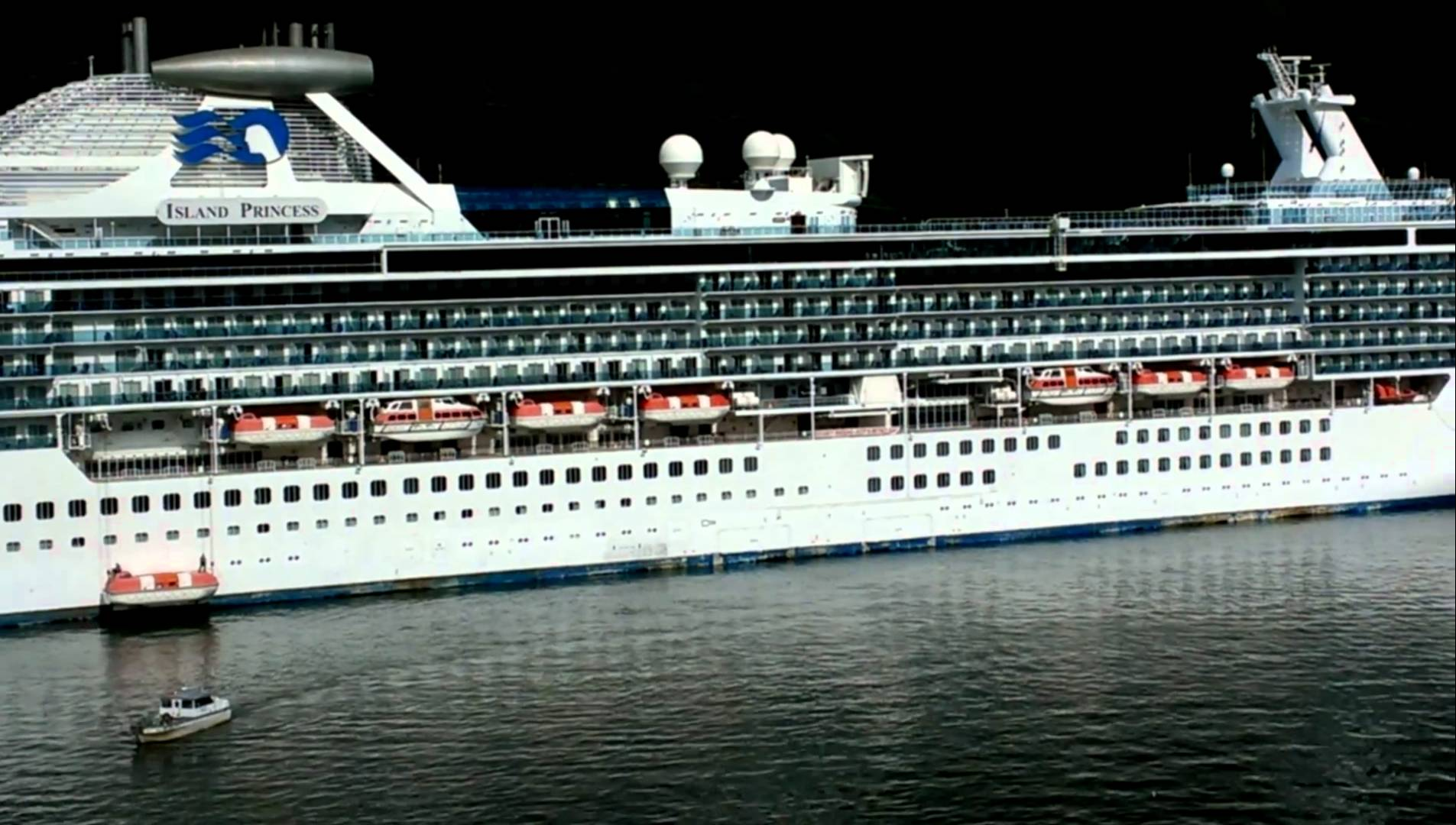 Croaziera 2018/2019 - Transcanal / Canalul Panama (Fort Lauderdale) - Princess Cruises - Island Princess - 10 nopti