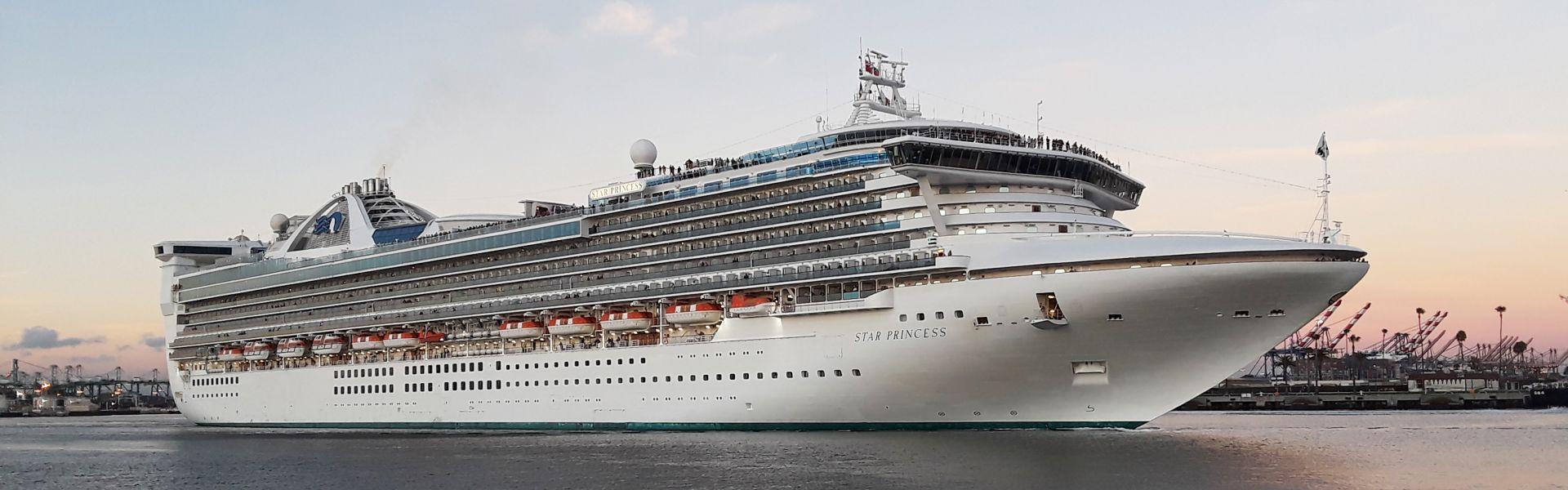 Croaziera 2018 - America de Sud (Los Angeles) - Princess Cruises - Star Princess - 16 nopti