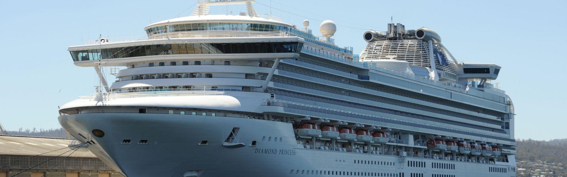 Croaziera 2018 - Asia de Sud (Yokohama) - Princess Cruises - Diamond Princess - 12 nopti