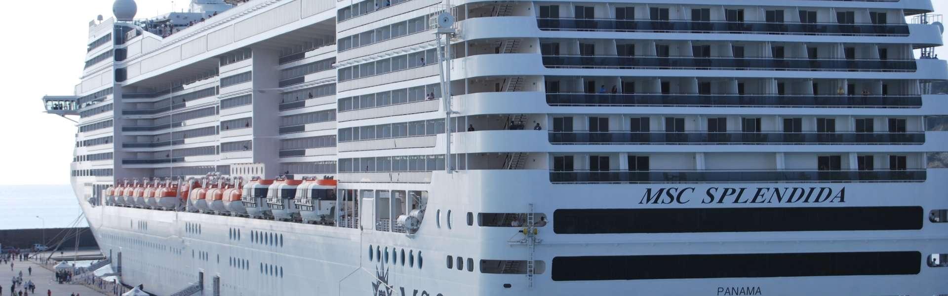 Croaziera 2018 - Emiratele Arabe Unite (Dubai) - MSC Cruises - MSC Splendida - 7 nopti