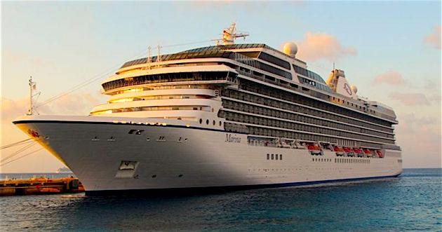 Croaziera 2018 - Mediterana de Vest (Roma/Civitavecchia) - Oceania Cruises - Marina - 7 nopti