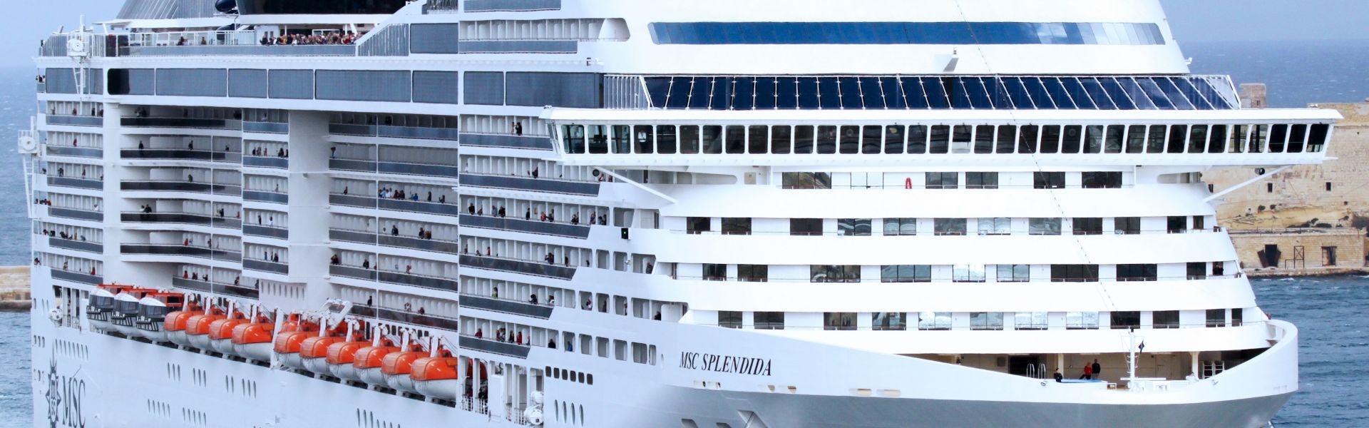 Croaziera 2018/2019 - Orientul Mijlociu (Dubai) - MSC Cruises - MSC Splendida - 7 nopti