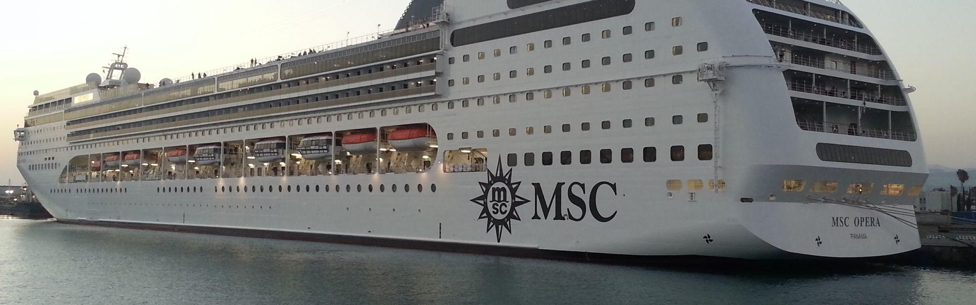 Croaziera 2018/2019 - Caraibele de Vest (Havana) - MSC Cruises - MSC Opera - 7 nopti