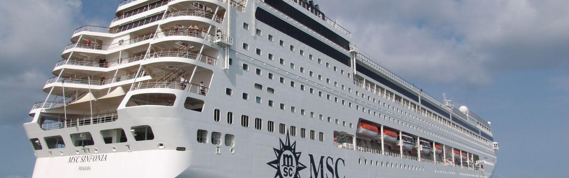 Croaziera 2018/2019 - Mediterana de Vest (Genova) - MSC Cruises - MSC Sinfonia - 10 nopti