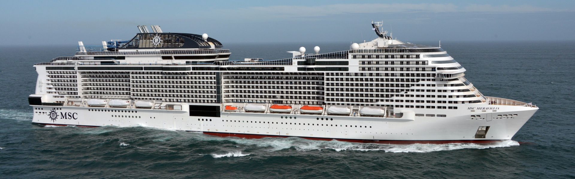 Croaziera 2018/2019 - Mediterana de Vest (Genova) - MSC Cruises - MSC Meraviglia - 7 nopti