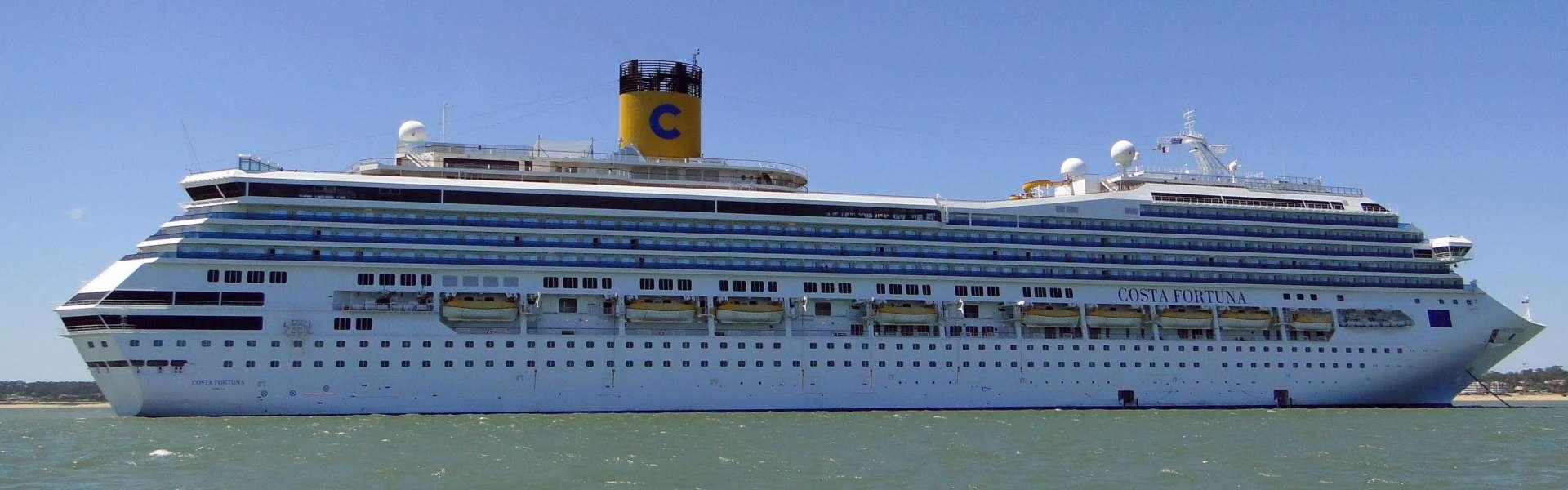 Croaziera 2019 - Asia de Sud (Singapore) - Costa Cruises - Costa Fortuna - 14 nopti