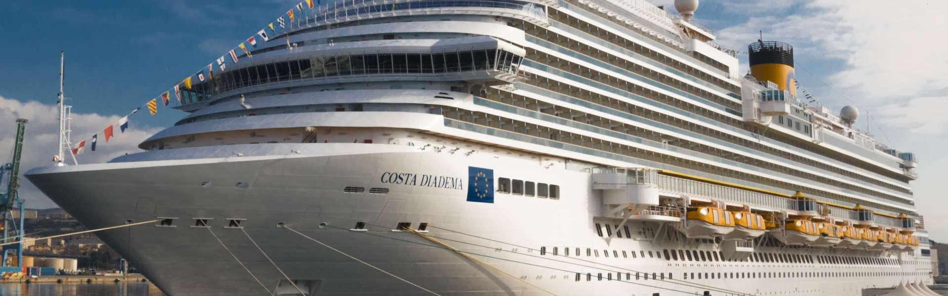 Croaziera 2019 - Mediterana de Vest (Civitavecchia) - Costa Cruises - Costa Diadema - 7 nopti