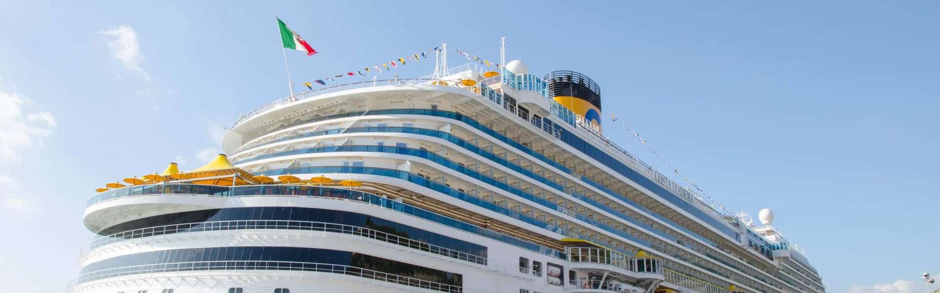 Croaziera 2019 - Mediterana de Vest (Marsilia) - Costa Cruises - Costa Diadema - 7 nopti