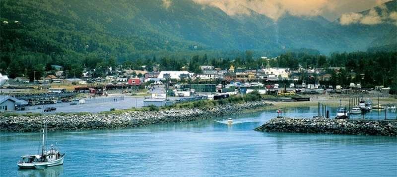 Alaska - Pasajul Interior