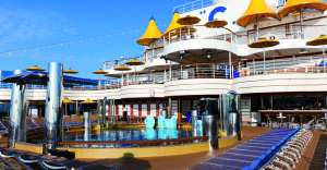Croaziera 2020 - Transatlantic/Repozitionare (Savona) - Costa Favolosa - Costa Cruises - 22 nopti