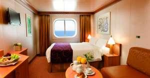 Croaziera 2021 - Transatlantic si Repozitionari (Marsilia) - Costa Cruises - Costa Favolosa - 15 nopti