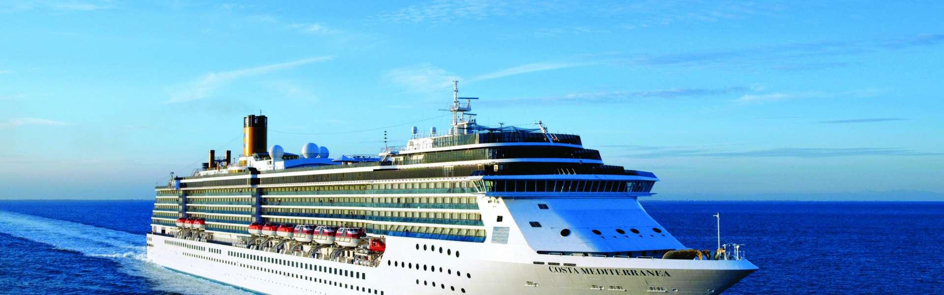 Croaziera 2019 - Asia/Africa si Orientul Mijlociu (Abu Dhabi) - Costa Cruises - Costa Mediteranea - 7 nopti