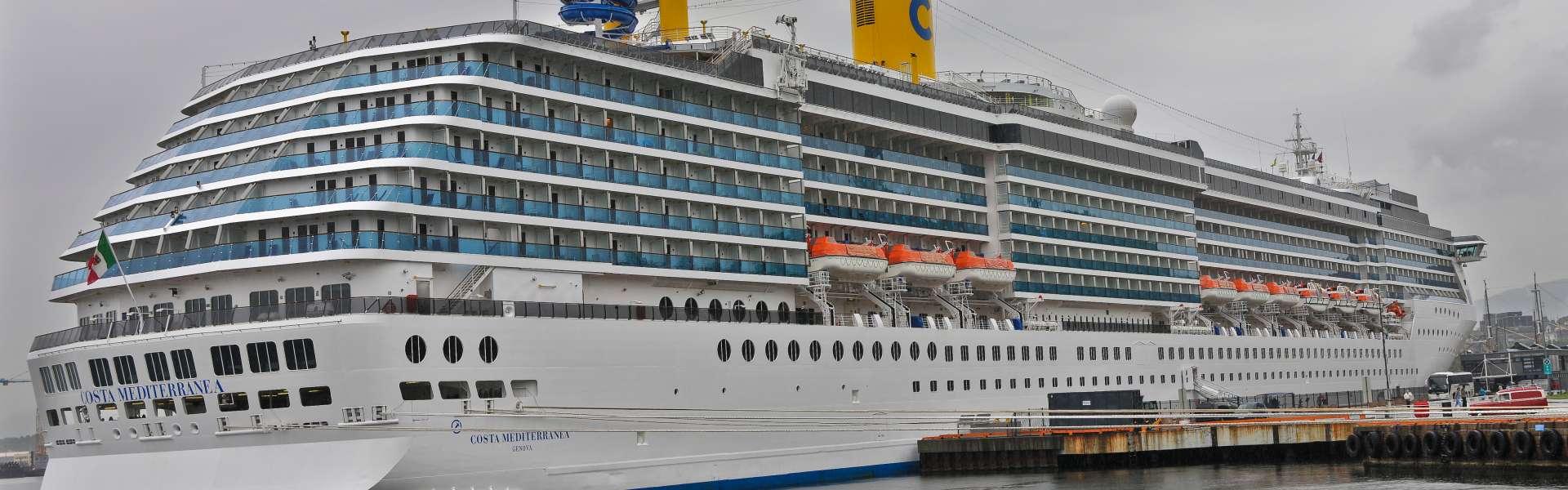 Croaziera 2019 - Asia/Africa si Orientul Mijlociu (Dubai) - Costa Cruises - Costa Mediterranea - 7 nopti