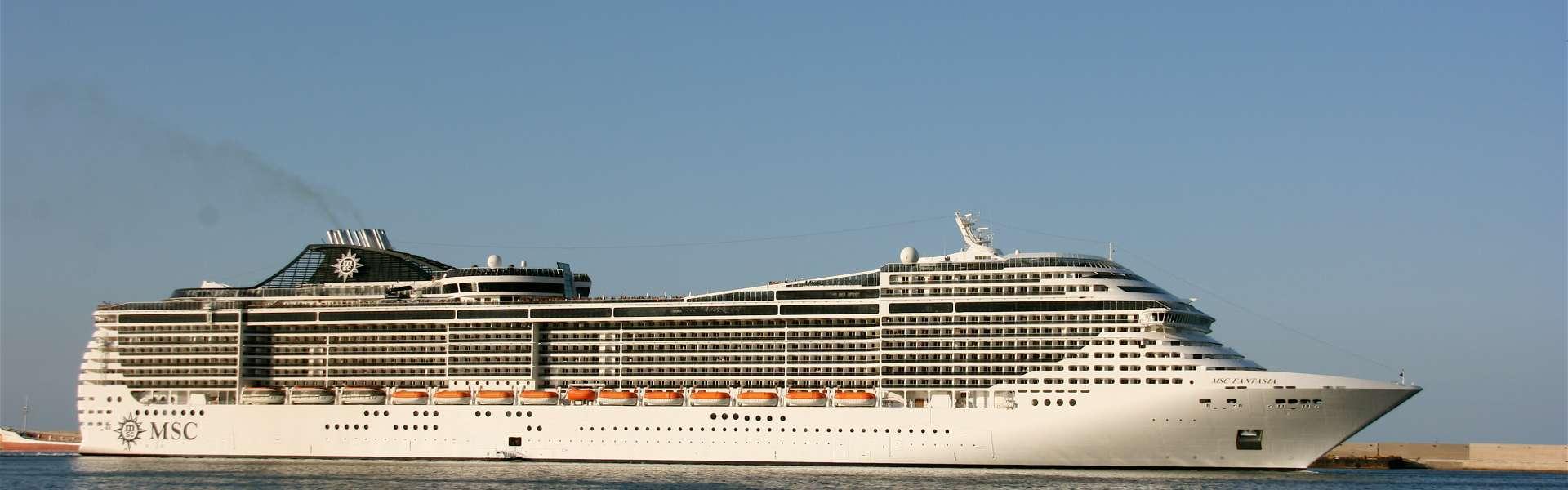 Croaziera 2019 - Mediterana de Vest (Marsilia) - MSC Cruises - MSC Fantasia - 7 nopti