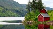 Scandinavia si Fiordurile Norvegiene