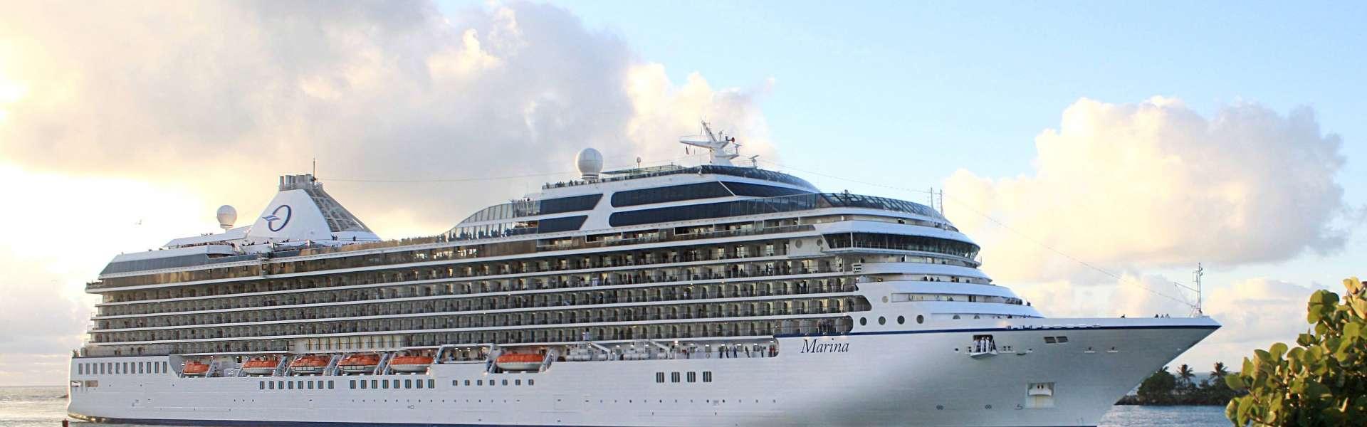 Croaziera 2019 - Baltice/Rusia (Stockholm) - Oceania Cruises - Marina - 7 nopti
