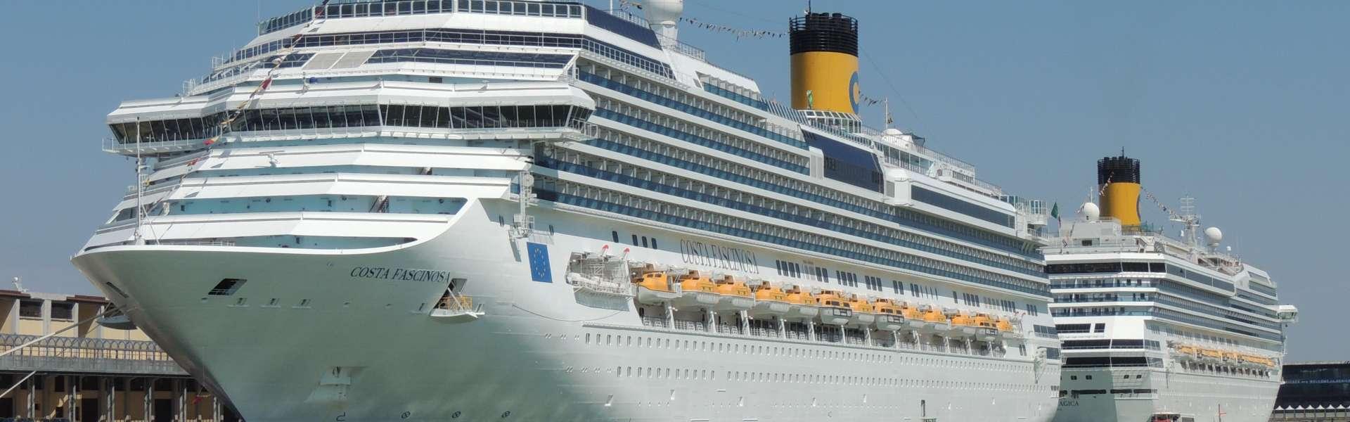 Croaziera 2019 - Mediterana de Vest (Savona) - Costa Cruises - Costa Fascinosa - 7 nopti