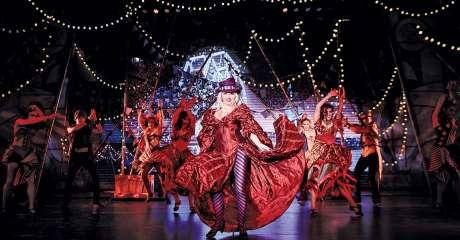 Croaziera 2020 - Caraibele de Est  ( Fort Lauderdale ) - Princess Cruises - Caribbean Princess - 7 nopti