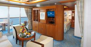 Croaziera 2021 - Repozitionare (Vancouver) - Princess Cruises - Royal Princess - 23 nopti