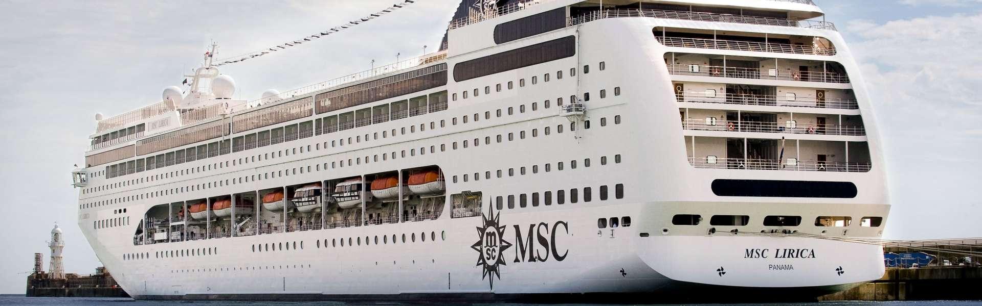 Croaziera 2019 - Mediterana de Est (Venetia) - MSC Cruises - MSC Lirica - 7 nopti