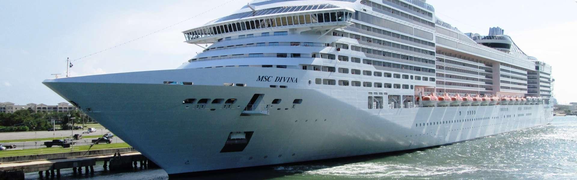 Croaziera 2019 - Mediterana de Vest (Marsilia) - MSC Cruises - MSC Divina - 7 nopti
