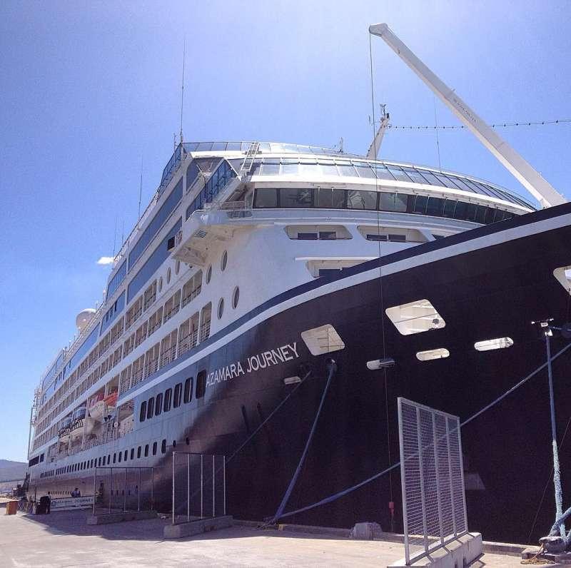 Croaziera 2019 - Coasta si Insulele Britanice (Copenhagen) - Azamara