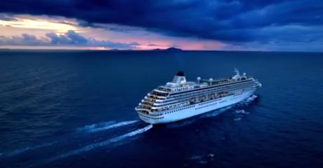 Descopera luxul la bordul vasului Crystal Symphony - Crystal Cruises