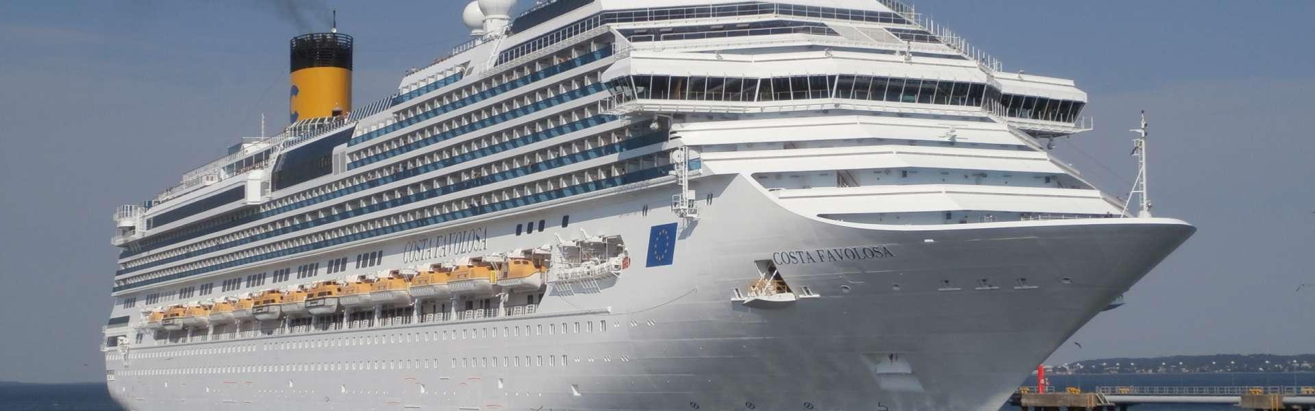 Croaziera 2019 - Mediterana de Vest (Barcelona) - Costa Cruises - Costa Favolosa - 10 nopti