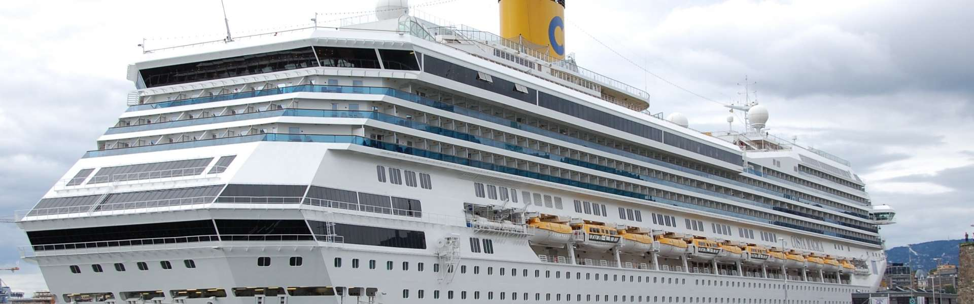 Croaziera 2019 - Mediterana de Vest (Barcelona) - Costa Cruises - Costa Magica - 7 nopti