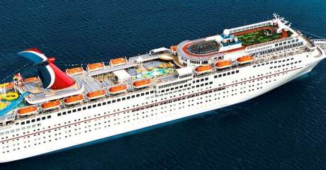 Croaziera 2019 - Mexic/Baja California (Long Beach) - Carnival Cruise Lines - Carnival Inspiration - 4 nopti