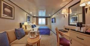 Croaziera 2020 - Repozitionare (Hong Kong) - Cunard Line - Queen Elizabeth - 24 nopti