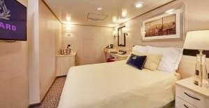 Croaziera 2019 - Baltice/Rusia (Southampton) - Cunard Line - Queen Elizabeth - 14 nopti