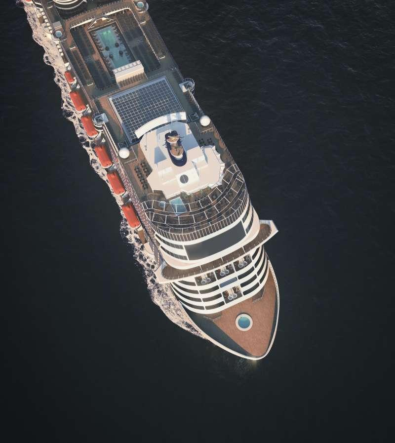MSC Grandiosa (MSC Cruises) - Vase de croaziera