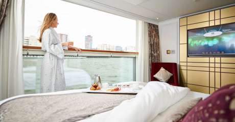 Croaziera 2019 - Rin (Amsterdam) - Crystal Cruises - Crystal Bach - 7 nopti