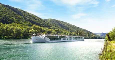 Croaziera 2021 - Dunare (Viena) - Crystal Cruises - Crystal Mahler - 4 nopti