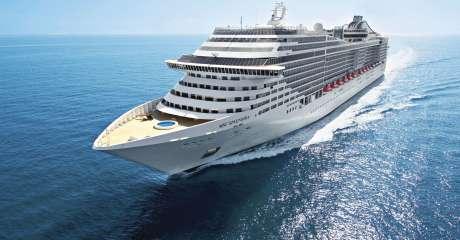 Croaziera 2020 - Mediterana de Vest si Maroc (Malaga) - MSC Cruises - MSC Splendida - 5 nopti