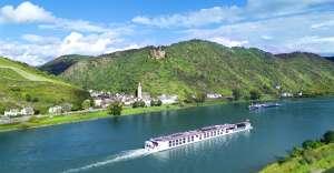 Croaziera 2020 - Rin (Basel) - Crystal Cruises - Crystal Bach - 7 nopti