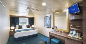 Croaziera 2021 - Repozitionare (Genova) - MSC Cruises - MSC Splendida - 19 nopti