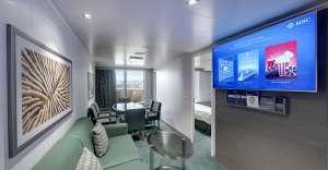 Croaziera 2021 - Repozitionare (Marsilia) - MSC Cruises - MSC Seaview - 18 nopti