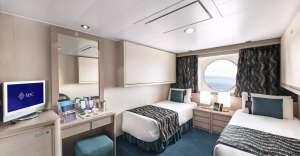 Croaziera 2020 - Mediterana de Vest (Genova) - MSC Cruises - MSC Poesia - 4 nopti